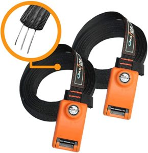 Onefeng Sports Lockable Tie Down Strap